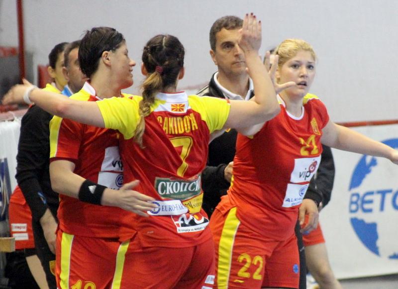 Пораз на ракометарките на првиот меч во Турција
