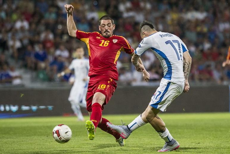 Аријан Адеми се враќа  Ќе игра за Македонија против Лихтенштајн