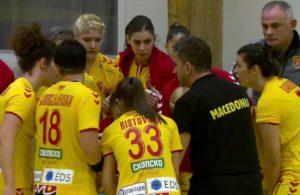 Ракометарките поразени од Турција во последниот меч во Анталија