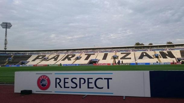 Ригорозна казна од УЕФА: Тригодишна суспензија за ФК Партизан доколку не се исплатат долговите
