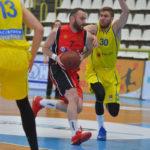 Соколите  се првиот полуфиналист во Купот на Македонија