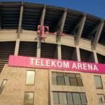 Филип Втори  не го менува името    Телеком арена  за комерцијална употреба
