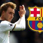 Барселона го пронајде идеалниот плејмејкер   Ериксен ќе пристигне на  Камп Ноу