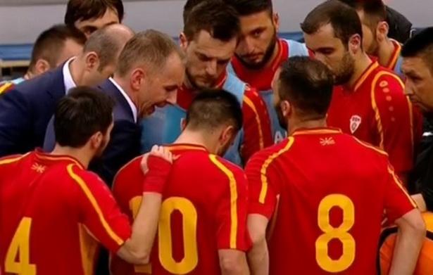 Футсал: Пораз од Казахстан во првиот меч од квалификациите за ЕП