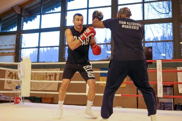 Wladimir-Klitschko-training-Tirol