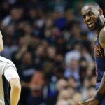 Кливленд запиша најголем пресврт во историјата на НБА плејофот  Леброн руши рекорди