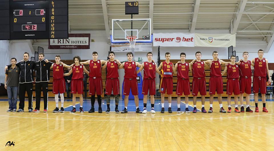 makedonija u15