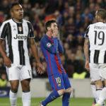 Барса не може да претне  Монако води 2 0 по првиот дел