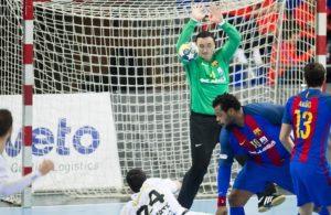 Борко извонреден на голот на Барса на стартот од АСОБАЛ лигата