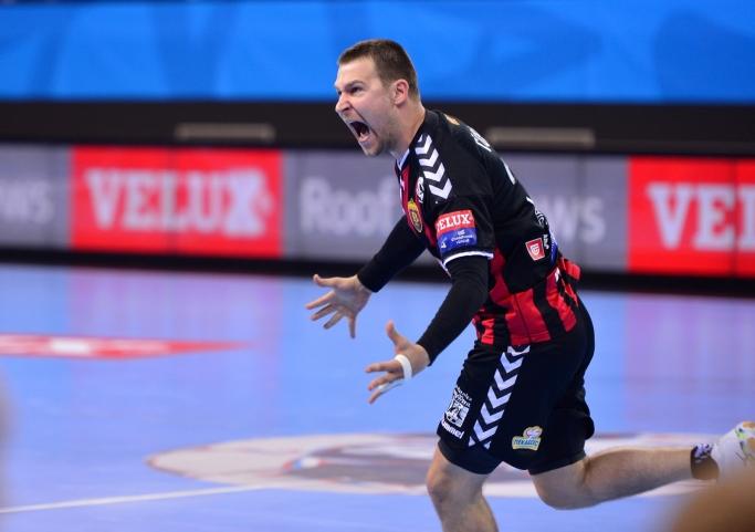 Вардар против Динамо Панчево се загреваше за Некар Левен