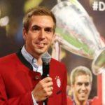 Награда за збогум  Филип Лам  фудбалер на годината во Германија