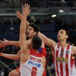 Време е за фајналфор  Атомскиот напад на ЦСКА против моќната одбрана на Олимпијакос