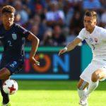 Англија со пресврт од 2 1 до победа над Словачка