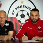 Шкендија го официјализираше голманот Авдили