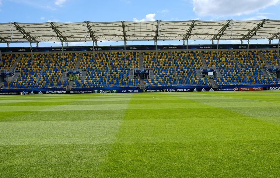 stadion Gdinja 5