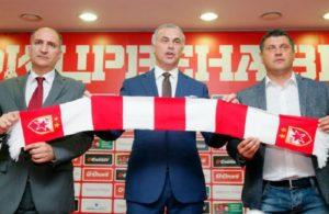 Црвена Звезда го постави Владан Милојевиќ за нов тренер