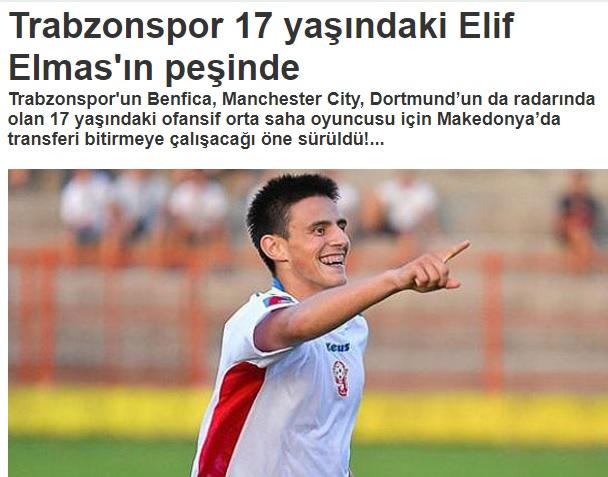 Elif vo Trabzon