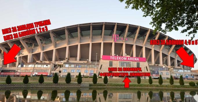 Telecom Arena