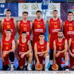 Предалеку од елитата  Младите кошаркари се 13  во  Б дивизијата