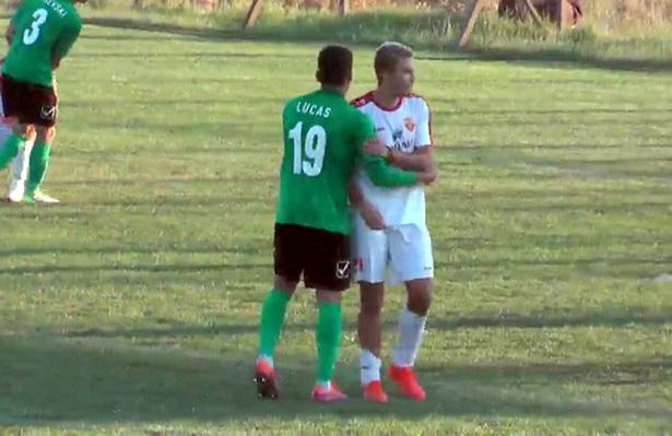 Пелагонија е  зелена    благодарение на Лукас