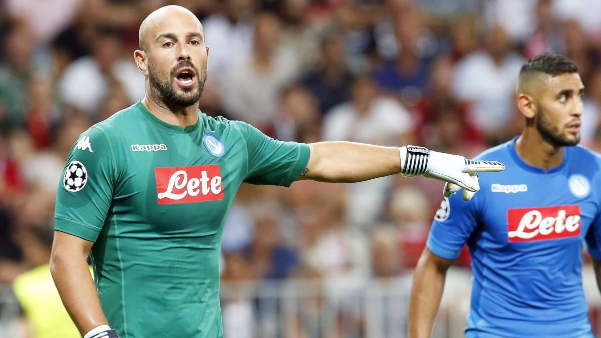 Пепе Реина од лето во Милан  Донарума може да си замине