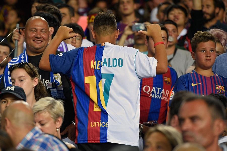 Меси или Роналдо: Две во едно - Меалдо