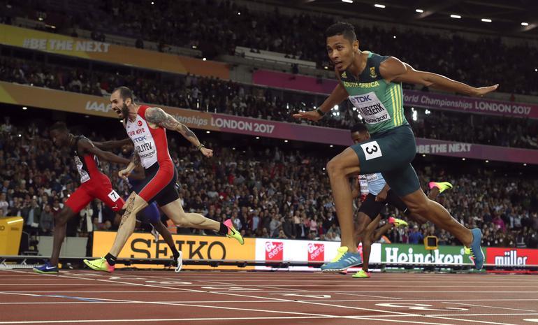 Рамил Гулијев го изненади Ван Никерк на 200 метри