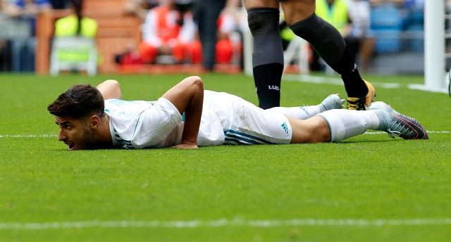 Бизарна повреда  Асенсио го пропушта мечот со АПОЕЛ поради инфекција од депилирање