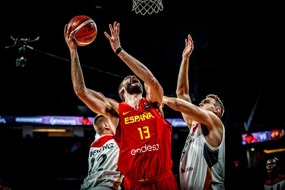 Шпанија е во полуфинале  Германците без одговор за браќата Гасол