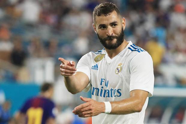 Карим Бензема го продолжи договорот со Реал Мадрид до 2021 година