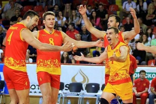 Одбојкарите во група со Украина  Унгарија и Швајцарија во квалификациите за ЕП 2019