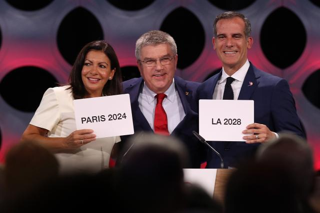 Париз и Ел Еј добија олимписки домаќинлук