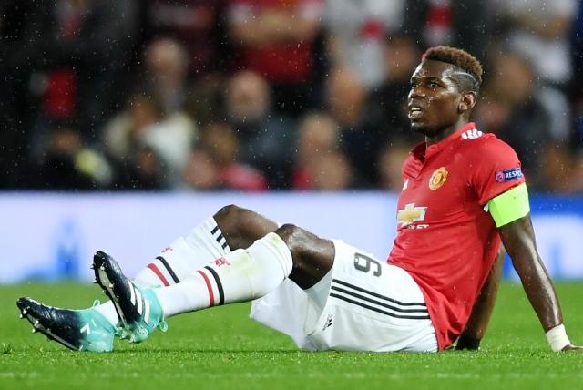 Јунајтед без Погба најмалку две седмици