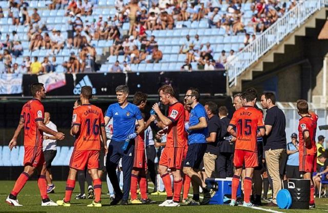 Што би било во мак фудбалот  Селта казнета поради празни седишта на трибините во Виго