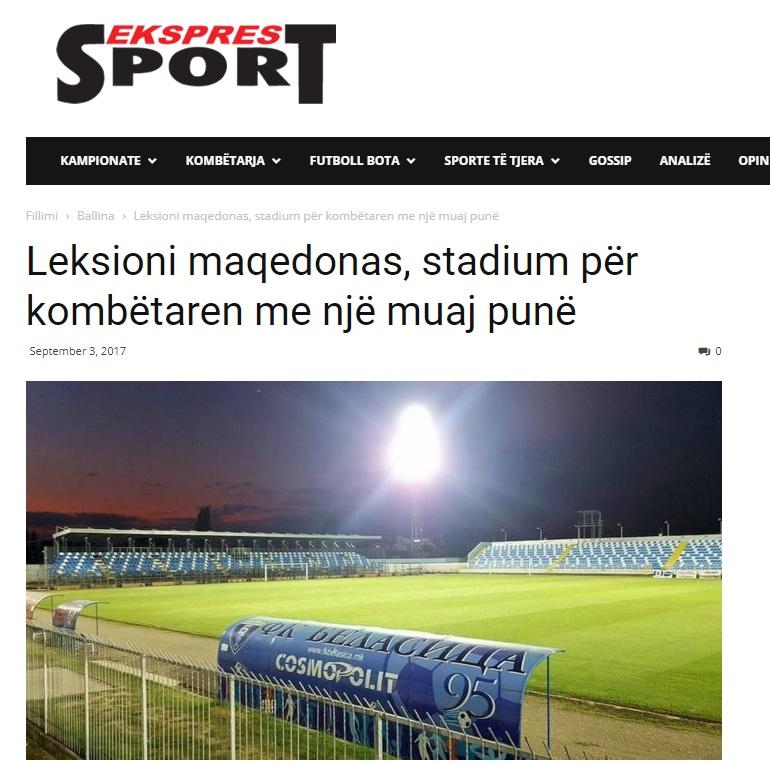 sport ekspres