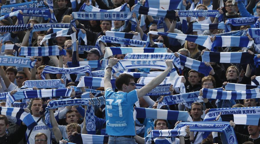 Околу 500 руски навивачи на пресметката со Вардар во Скопје