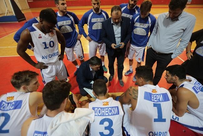 Охрид победи во АБА2  и тоа службено