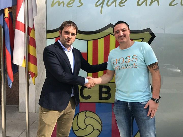 Ексклузивен договор  Борко Ристовски ја носи Барселона на Балканот