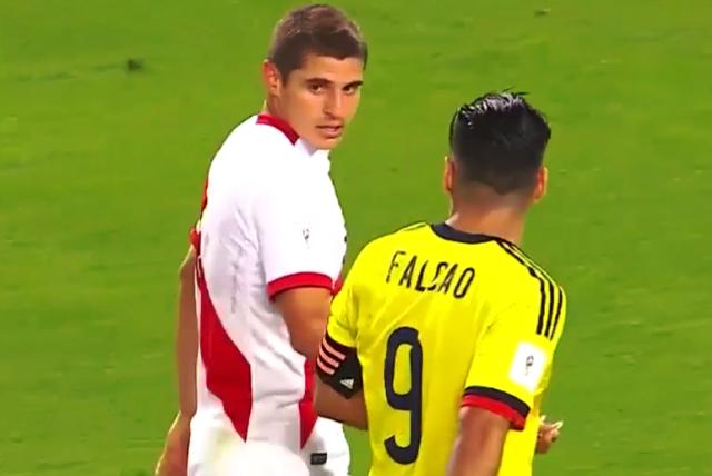 Фалкао договараше реми со Перуанците за да го исфрлат Чиле