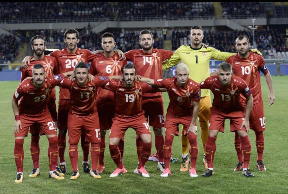 УЕФА потврди  Македонија носител во групата Д за Лигата на нации