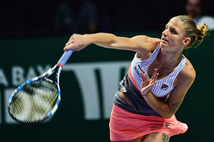 Плишкова и Мугуруза тргнаа моќно на ВТА шампионатот