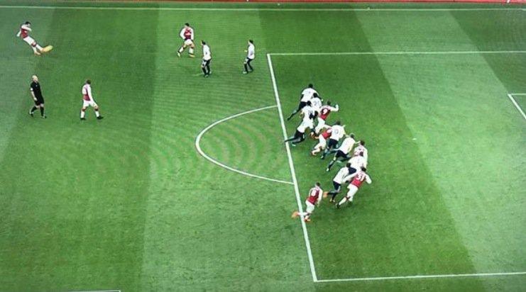 Арсенал му зеде мерка на Тотенхем