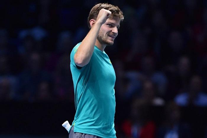 Сензација  Гофан го зеде скалпот на Федерер во Лондон