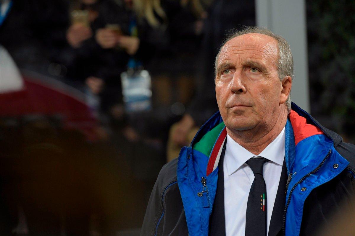 Вентура си поднесе оставка од селекторската позиција на Италија