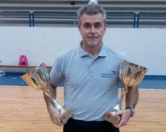 Глигоров со две титули во Купот на Либан