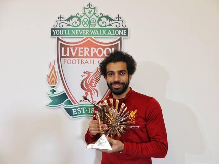 Салах е најдобар африкански фудбалер за 2017 година