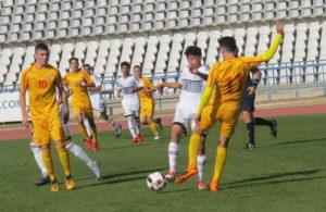 У-16: Реми на селекцијата на Марио Вујовиќ за крај на тестовите во Кипар