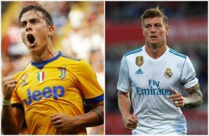 Реал во офанзива: Крос и 80 милиони евра за Дибала