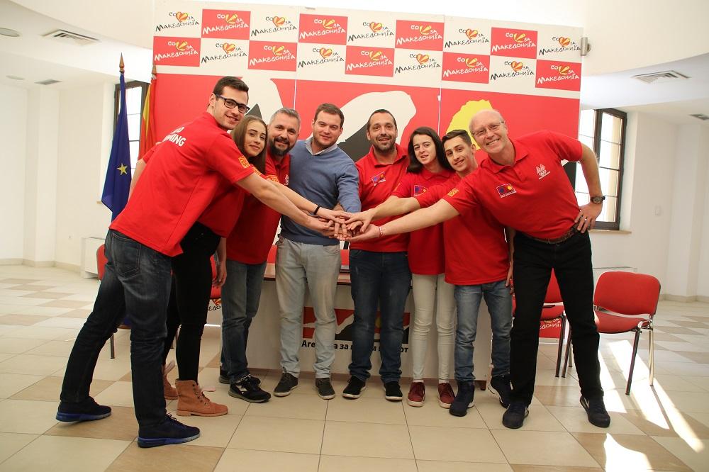 Македонија со четворица пливачи на ЕП во Копенхаген  Подготвени за успешен настап