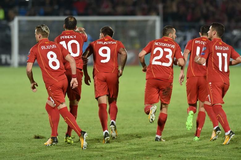 УЕФА Лига на нации  На 24  јануари Македонија ги дознава противниците за новото натпреварување